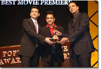 Best Movie Premiere Award